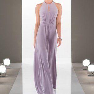 Sorella Vita 8956 Halter Dress Thistle Size 8 (12)